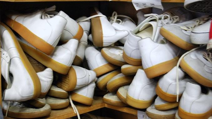 adcf259b09c Grønne tips til sko og støvler uden pvc og phthalater | Miljøstyrelsen
